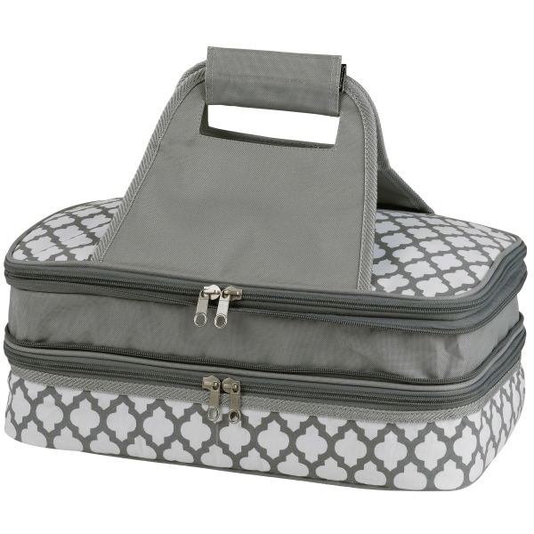 Promotional Double Decker Casserole Keeper
