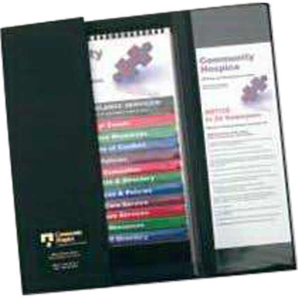 Customized Flip Chart Folder