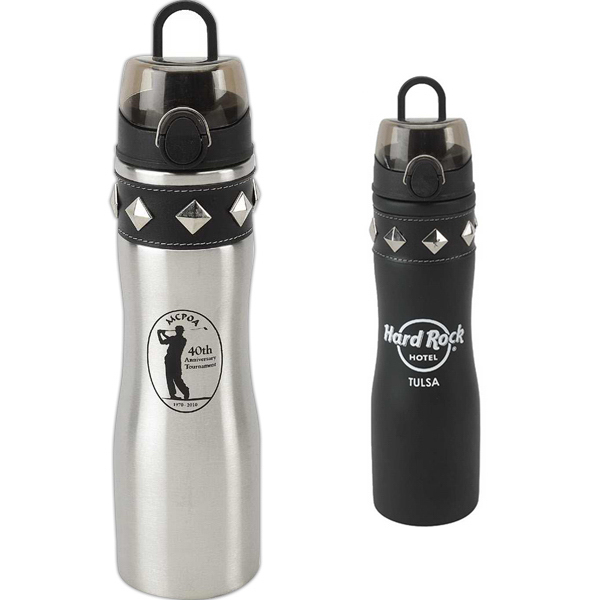 Promotional 24 oz Stud-Ette Stainless Water Bottle