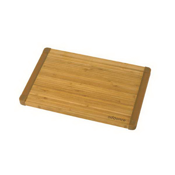 Custom Non-Slip Bamboo Cutting Board