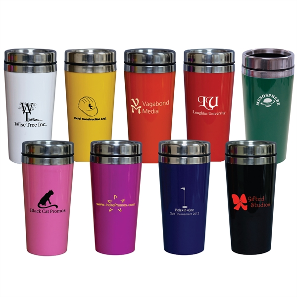 14oz. / 414ml Stainless Steel Coffee Tumbler