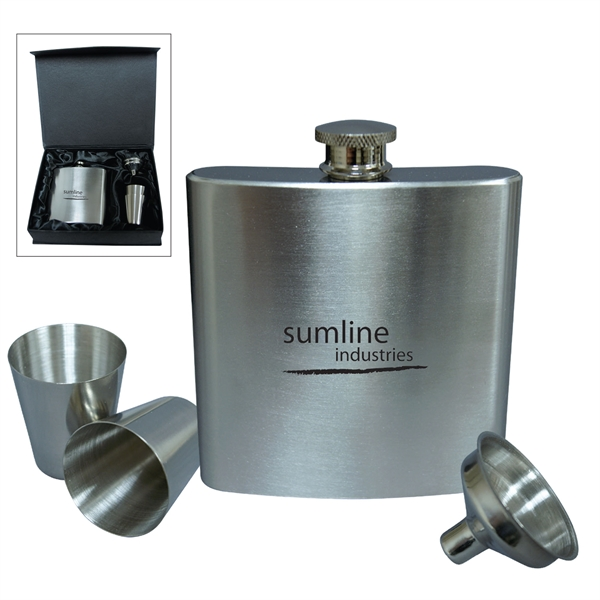 Hip Flask Set