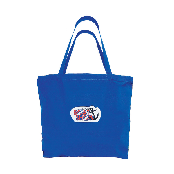 Jumbo Canvas Tote Bag