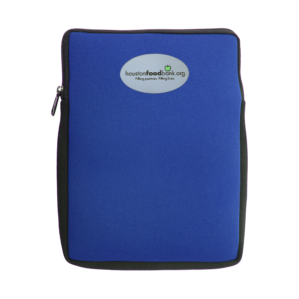 Imprinted Tablet Sleeve w/ zipper
