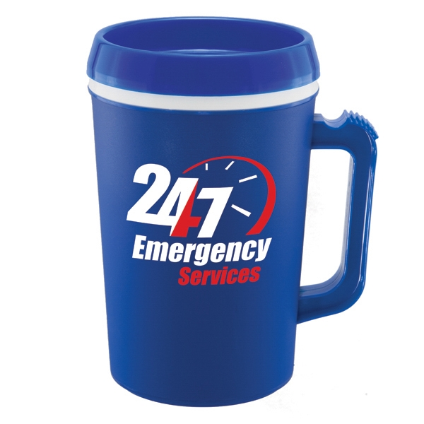 34oz Insulated Mug - the IM34 Mug