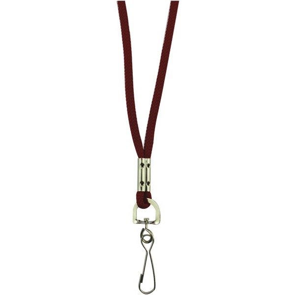 Red Sport Cord Lanyard