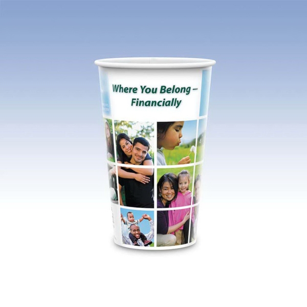 24oz-Heavy Duty Paper Cold Cup-Hi-Definition Full Color