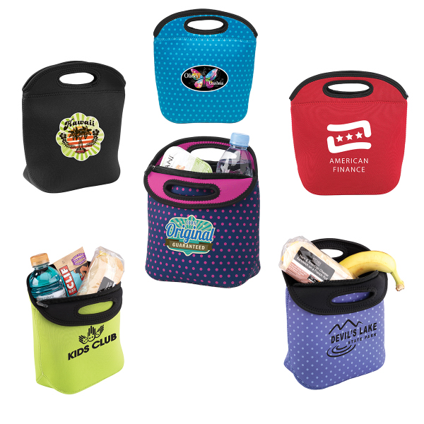 Hideaway Mini Lunch Tote