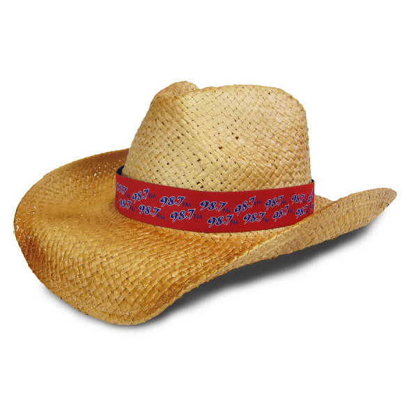 Custom Cowboy Hat w/ custom Hat Band