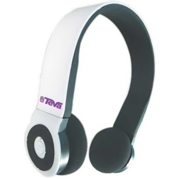 Custom Stereo Bluetooth headset with built-in Microphone