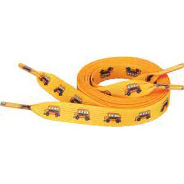 "Standard Shoelaces - 1/2""W x 40""L"