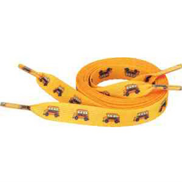 "Standard Shoelaces - 1/2""W x 45""L"