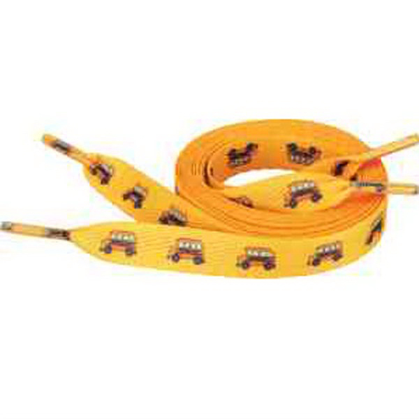 "Standard Shoelaces - 1/2""W x 54""L"