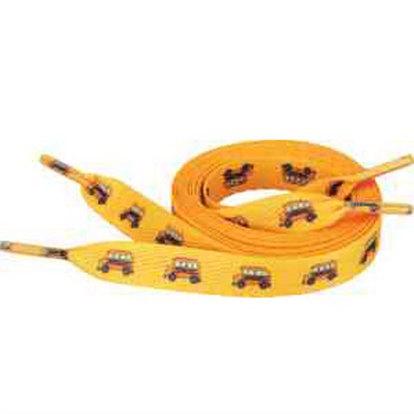 "Standard Shoelaces - 1/2""W x 60""L"