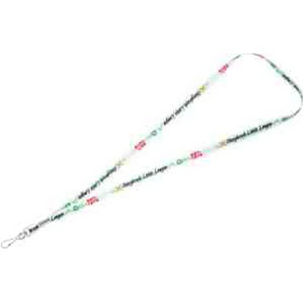 Recycled Standard Lanyard - 1/2""