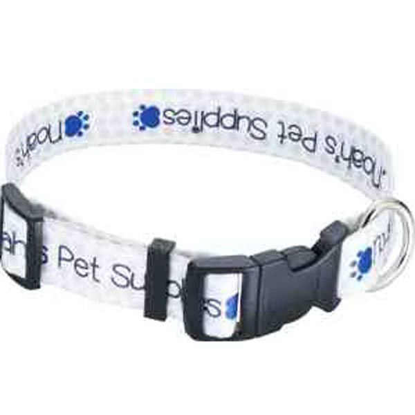 "Sublimation Pet Collar - 1""W x 20""L"