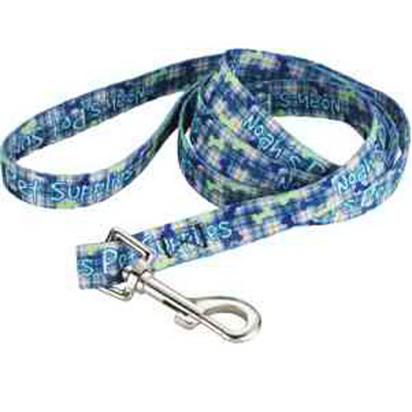 "Sublimation Pet Leash - 3/4""W x 60""L"