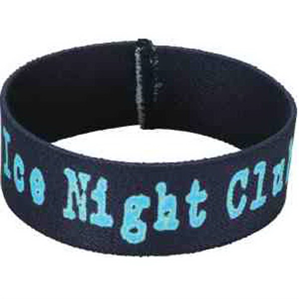 "Sublimation Wrist Band - 7""L x 1""W"
