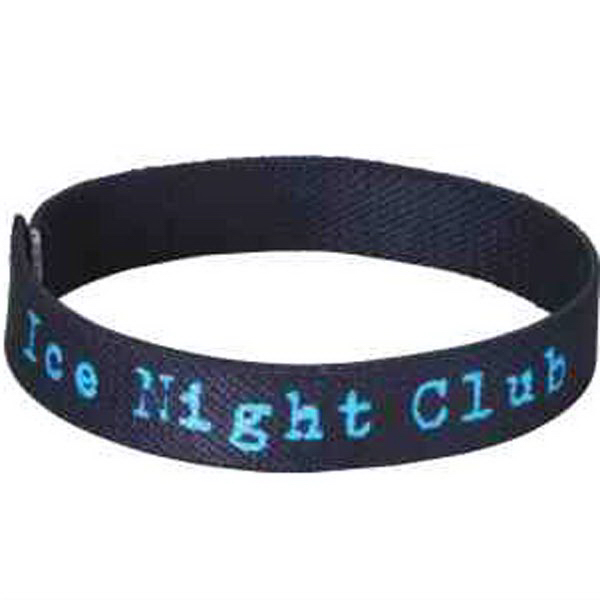 "Sublimation Wrist Band - 7""L x 1/2""W"