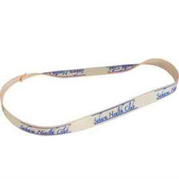 "Sublimation Head Band - 18""L x 1""W"