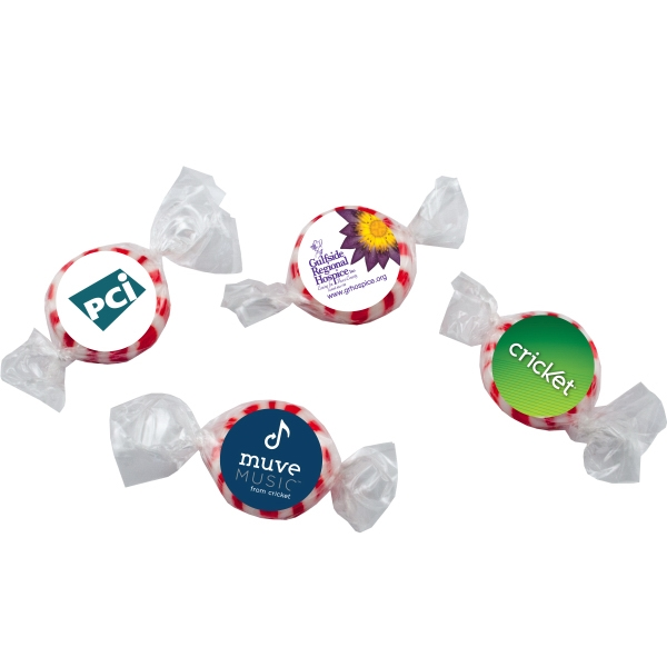 Promotional Individually Wrapped Starlite Breath Mints