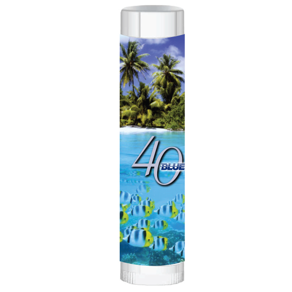 Promotional Natural SPF 30 Lip Balm (Regular)