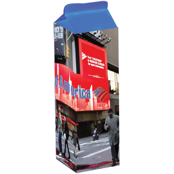 Milk Carton Box - Custom Packaging and Boxes