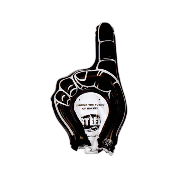 Promotional Non noisemaker number one inflatable hand