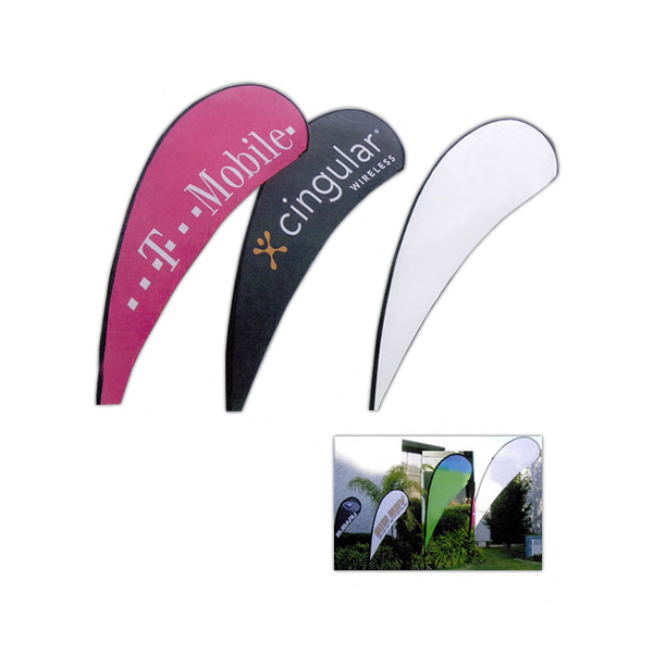 Promotional Flex Blade sign