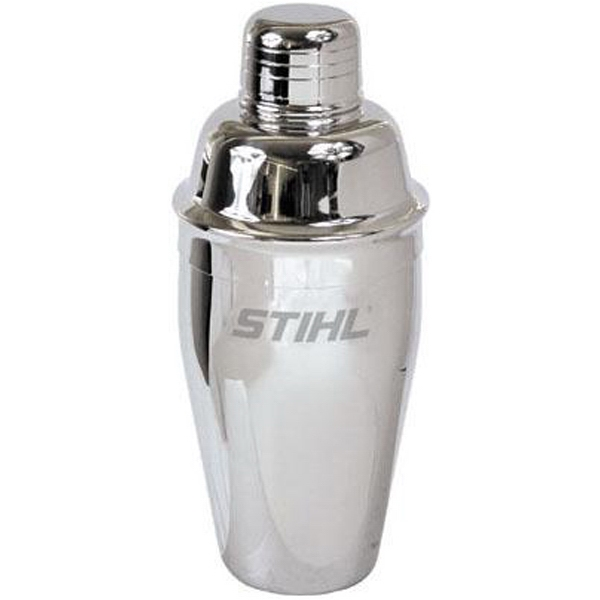 18 oz polished stainless steel martini shaker