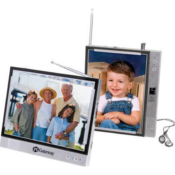 "Talking 5"" x 7"" photo frame with AM / FM radio"