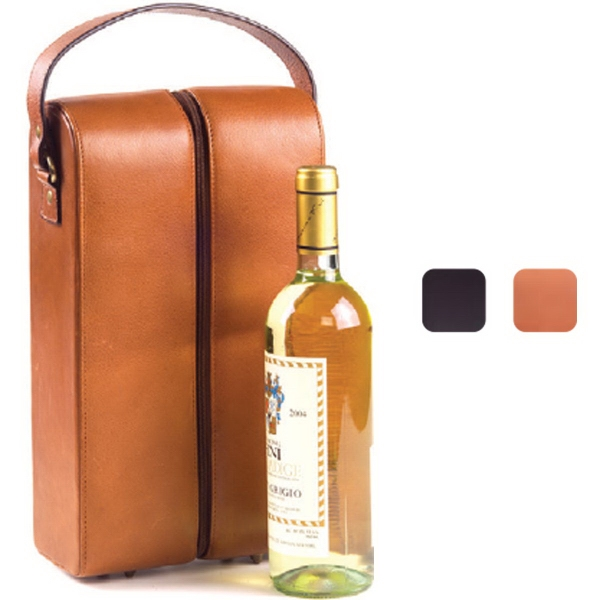 Wine Carrier - 2 Bottle