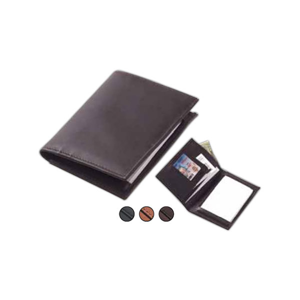 Jot-This Jotter/Travel Wallet