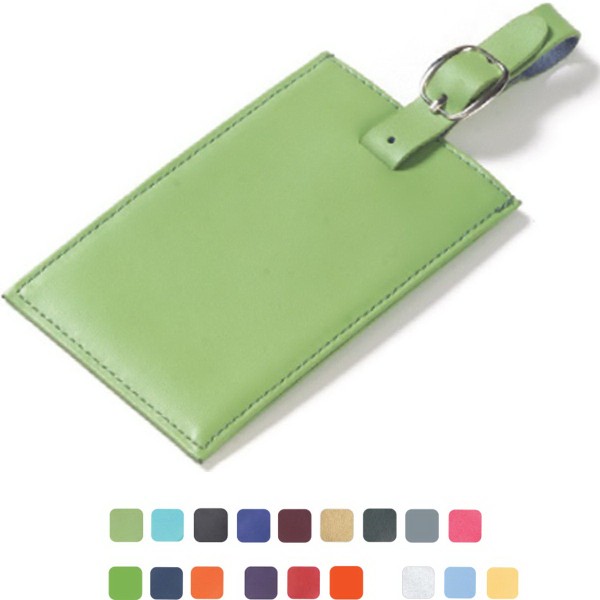 XL Rectangular Luggage Tag