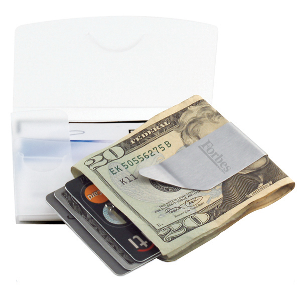 KashKeepa Money Clip with Frosted Case EX-KK-FC