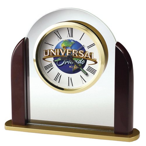 Derrick Custom Dial Table Clock