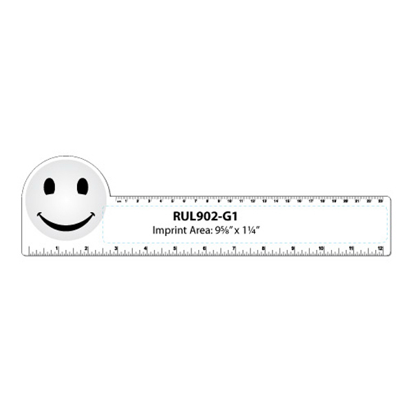 Flexible Plastic Ruler