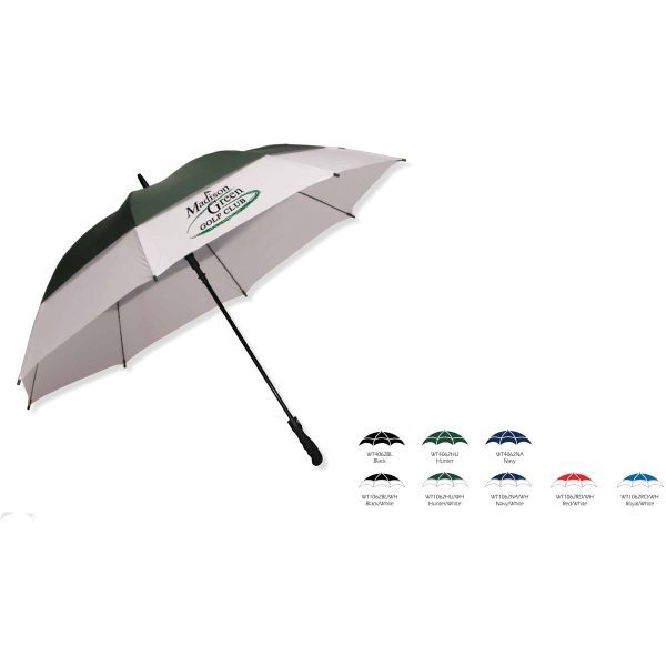 "62"" Windbrella (R) Vented Golf Umbrella"