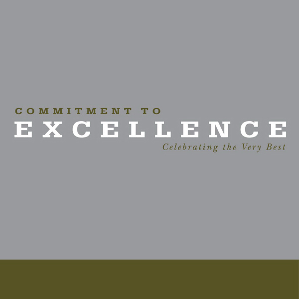 Gift of Inspiration Series: Commitment to Excellence