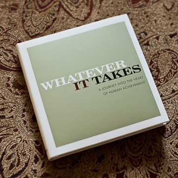 Gift of Inspiration Series: Whatever it Takes
