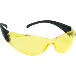 Promotional Sporty single piece lens safety glasses