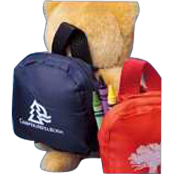 Backpack for stuffed animal