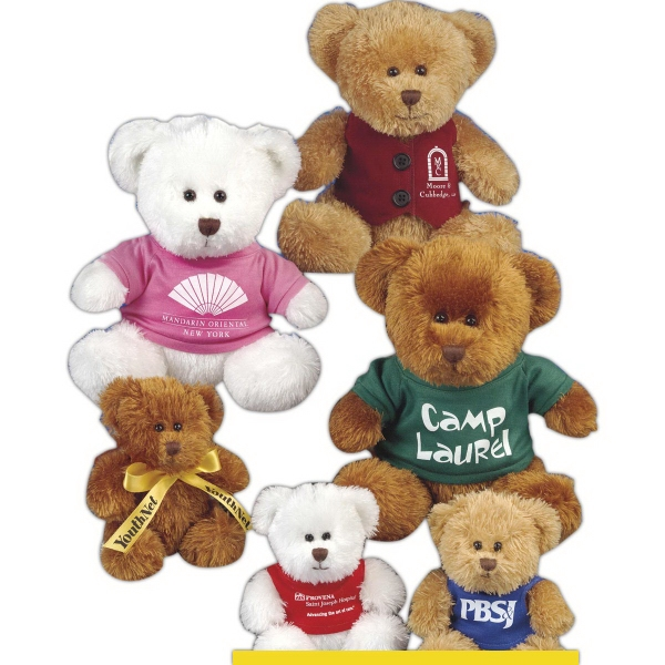 "Bentley Bear (TM) 10"" stuffed bear"