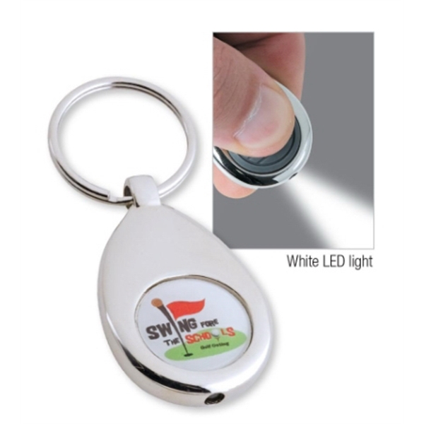 Lighted Key Ring