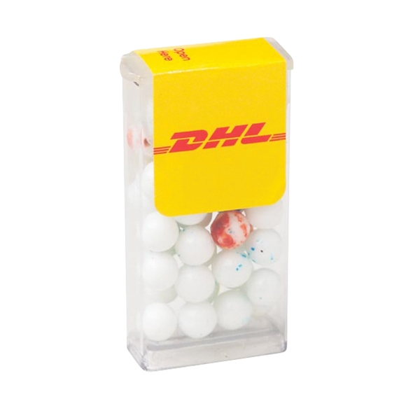 Flip Top Candy Dispenser / Mini Jawbreakers