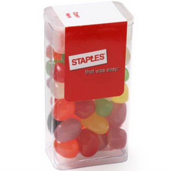 Flip Top Candy Dispenser / Jelly Beans Assorted