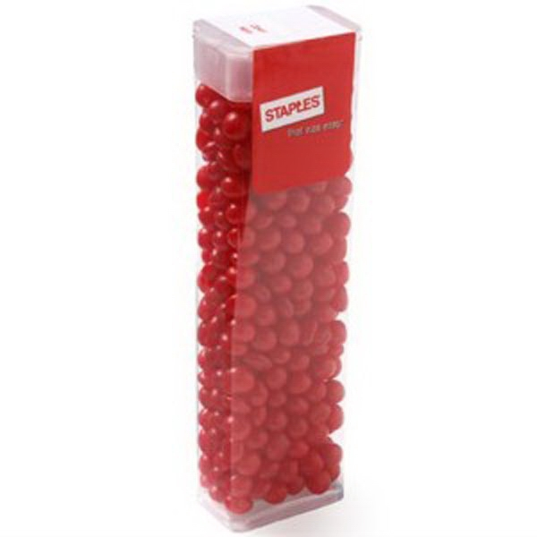 Large Flip Top Candy Dispenser / Red Hots (R)