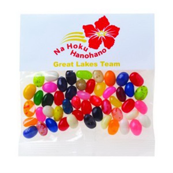 Gourmet Jelly Beans (Choose Your Colors) / Header Bag