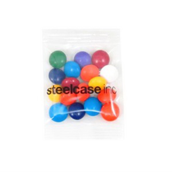 Promo Snax Chocolate Buttons (Choose Your Colors)