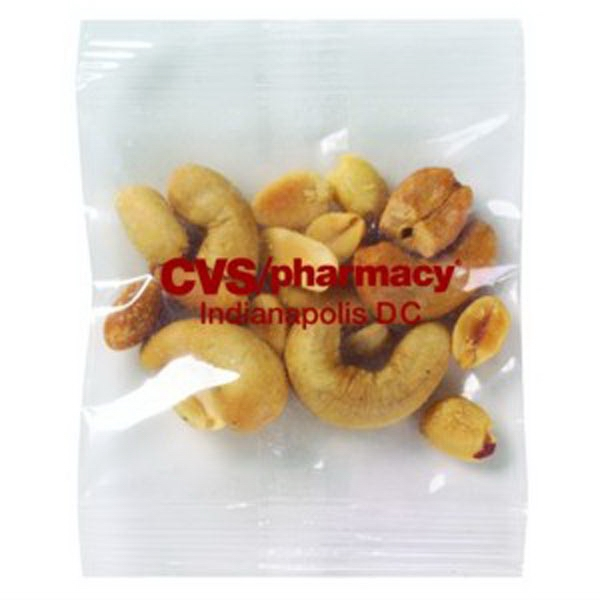 Promo Snax Bags Mixed Nuts